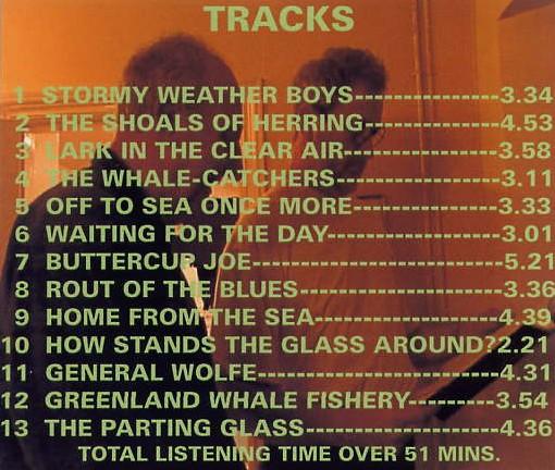 Stormy Weather Boys