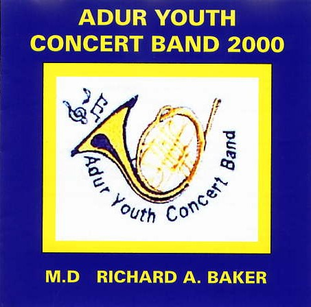 Adur Youth Concert Band 2000