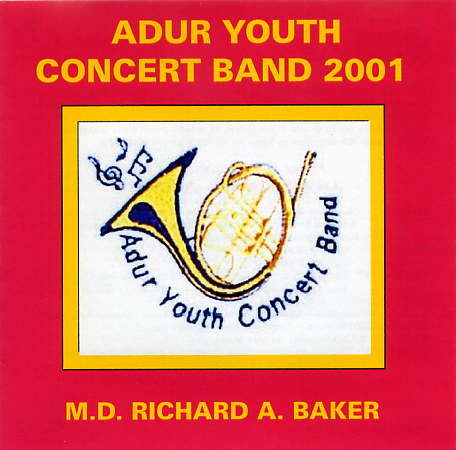 Adur Youth Concert Band 2001