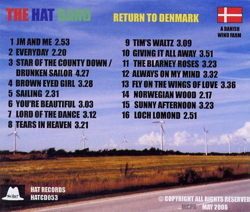 Return to Denmark